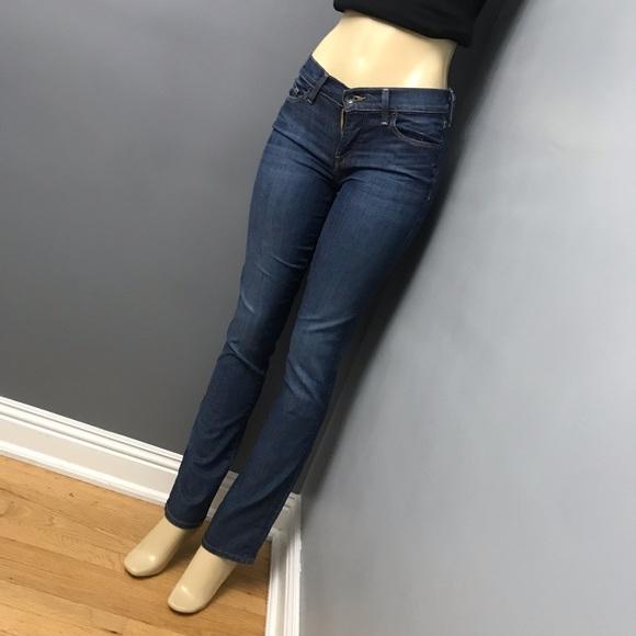 Lucky Brand Denim - Lucky Brand Sofia Straight Jean Size 2/26